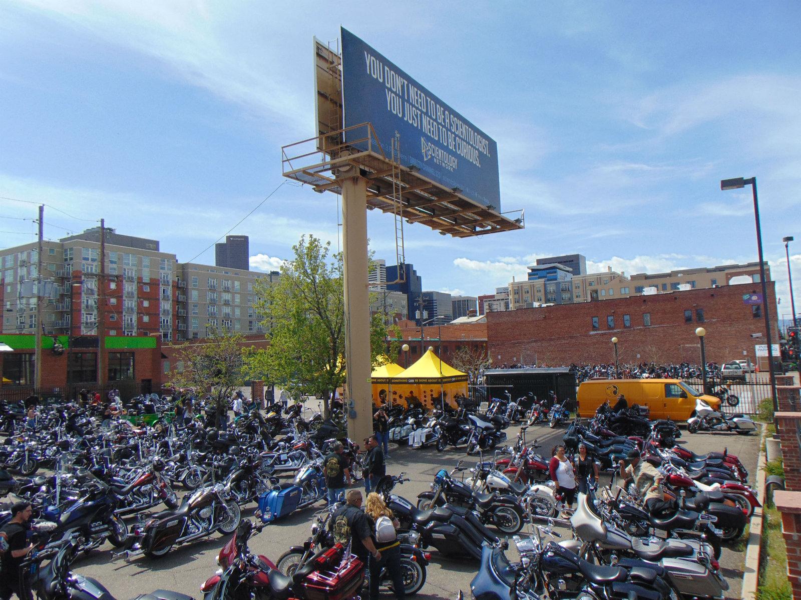 L'Eglise de Scientologie soutient les motards de la Fondation latino-américaine pour l'éducation