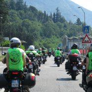 Les motards font rugir leurs bolides contre les dangers de la drogue