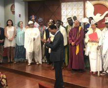 Harlem : Forum pour célébrer la paix et l'unité en souvenir de Mandela