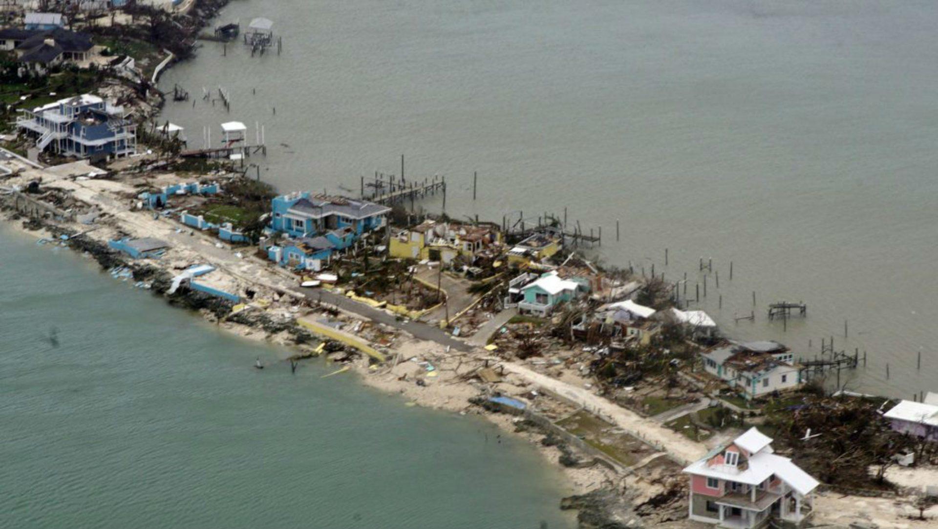 L'ouragan Dorian : une aide d'urgence s'impose
