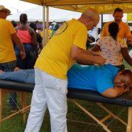 La Scientology aide les sinistrés à surmonter leur traumatisme
