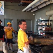 Aux Bahamas, remettre sur pied signifie beaucoup d'aide