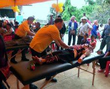 Dans les montagnes du nord de la Thaïlande jaillit un nouvel espoir