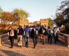 Les Outils pour la vie inondent l'Afrique du Sud