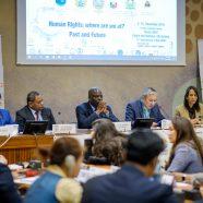 Des représentants de 33 ONG se réunissent à l'ONU à Genève pour promouvoir les Droits de l'Homme