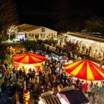 La magie de Noël au siège de la Scientologie au Royaume-Uni