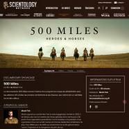 Un documentaire raconte le parcours de 800 km en selle de vétérans américains en quête d'inspiration