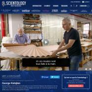 George Kalajan redonne vie aux techniques anciennes des tissus plissés