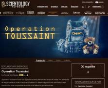 Traquer les trafiquants d'êtres humains dans le cadre de l'Opération Toussaint