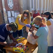 Prêter main forte à une communauté dans le besoin