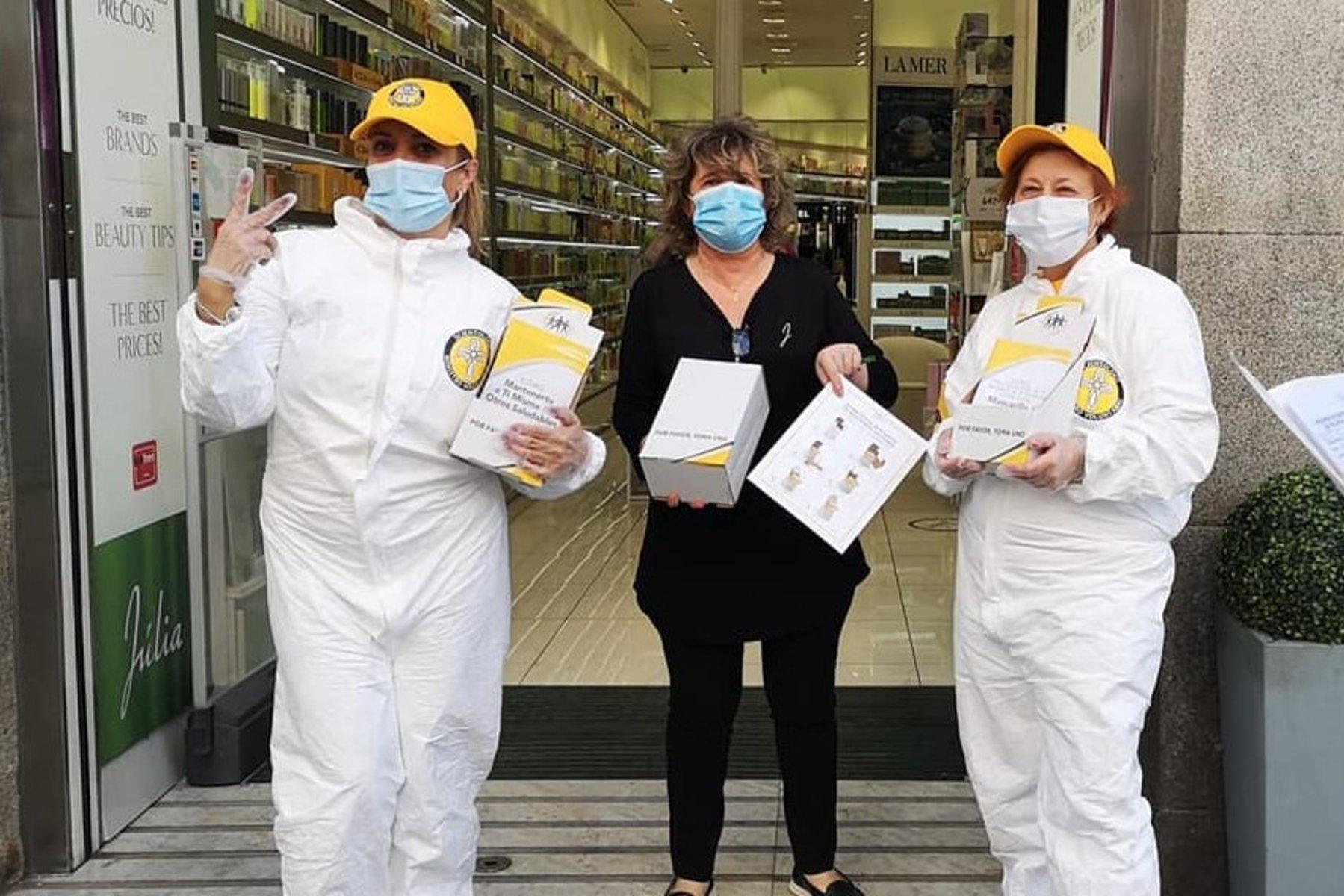 En Espagne, la Scientology continue à aider les gens à rester en bonne santé