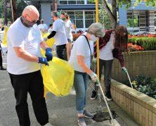 Un code moral inspire le nettoyage environnemental