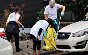 Seattle : la Journée internationale de la propreté : pour une ville sûre et propre