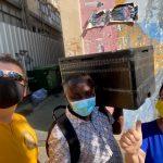 Les scientologues israéliens servent ceux qui sont dans le besoin pendant le second confinement
