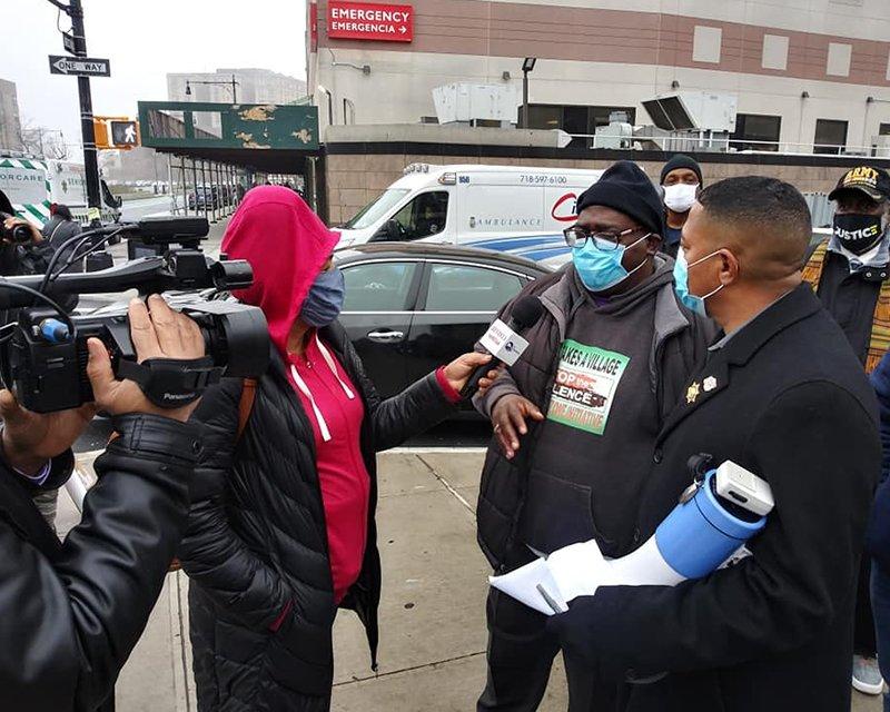 Une marche pour la paix dans le Bronx afin de mettre fin à la violence