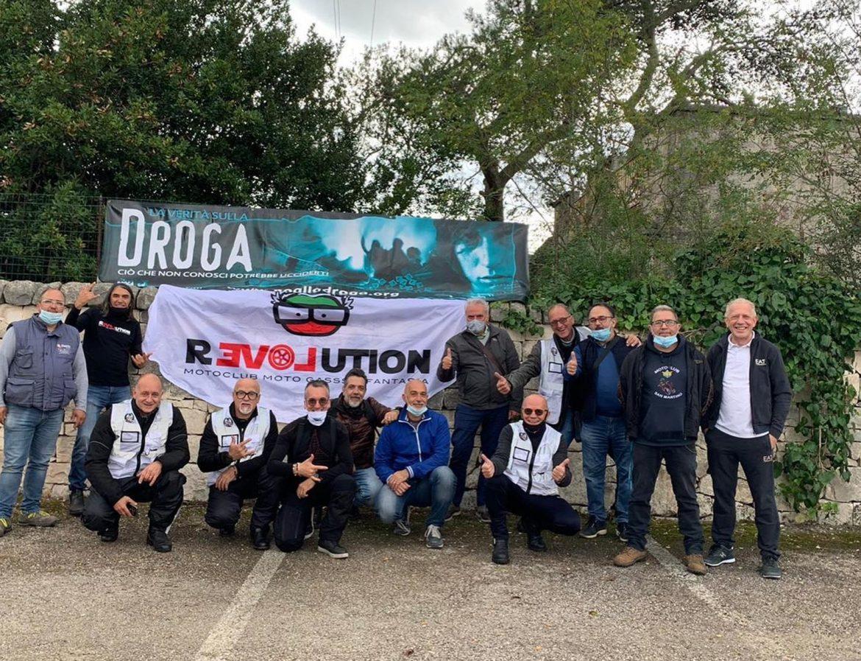 Un rallye de 1000 km à moto pour sensibiliser aux dangers des drogues