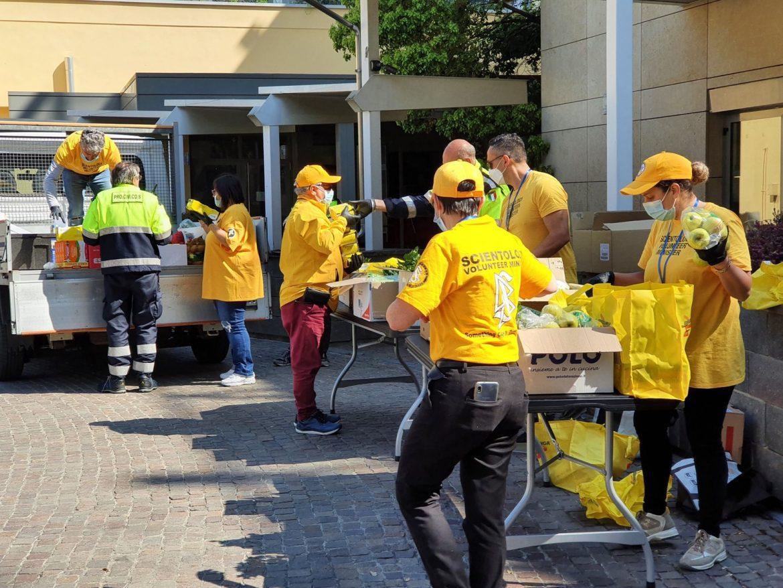 Covid-19 : les scientologues et la protection civile travaillent main dans la main en Italie