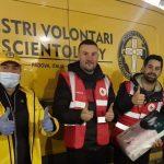 Les Ministres Volontaires des Églises de Scientology d'Italie répondent au tremblement de terre en Croatie