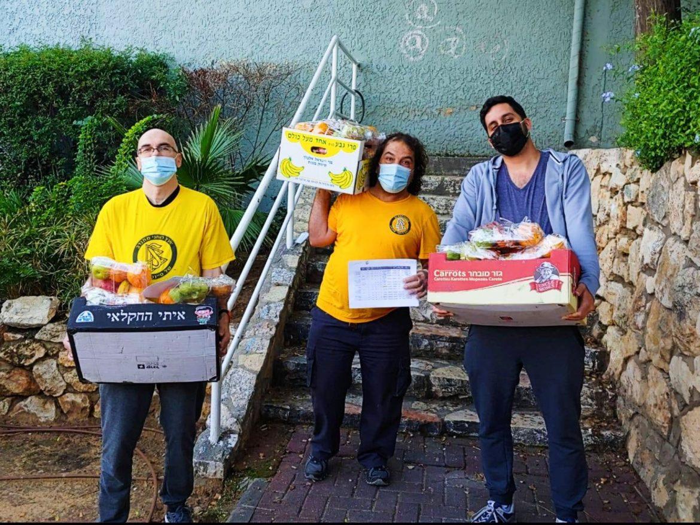 Les bénévoles scientologues à l'écoute des besoins de la population