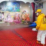 Aider un temple hindou à rouvrir en toute sécurité pour les familles