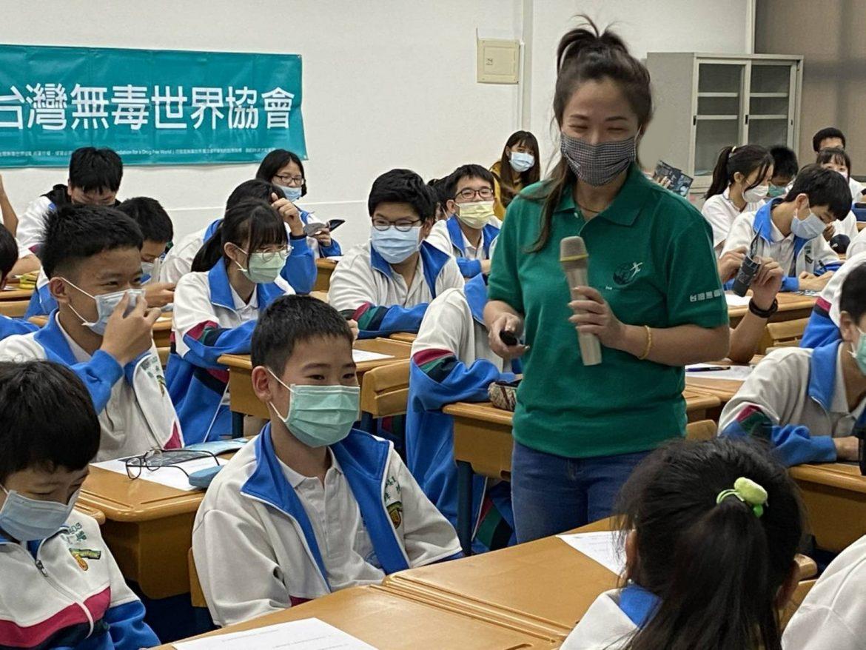 Des scientologues taïwanais s'attaquent à la prévention de la toxicomanie