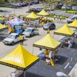 L'Église de Scientology et la Chambre de commerce guatémaltèque fournissent de la nourriture à 1 000 familles de Los Angeles