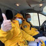 Les Ministres Volontaires de Scientology continuent leurs actions pour aider le pays à s'en sortir