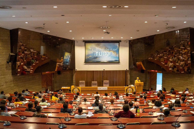 Des Ministres Volontaires de Scientology formés en Afrique du Sud pour changer les choses pour la population locale