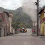 Le Freewinds et les scientologues interviennent à la suite de l'éruption volcanique sur l'île Saint-Vincent-et-les-Grenadines