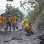 Des bénévoles scientologues aident à sécuriser l'hôpital de l'île de Saint-Vincent