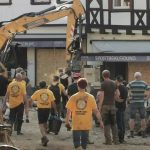 L'aide des scientologues suite aux inondations en Allemagne