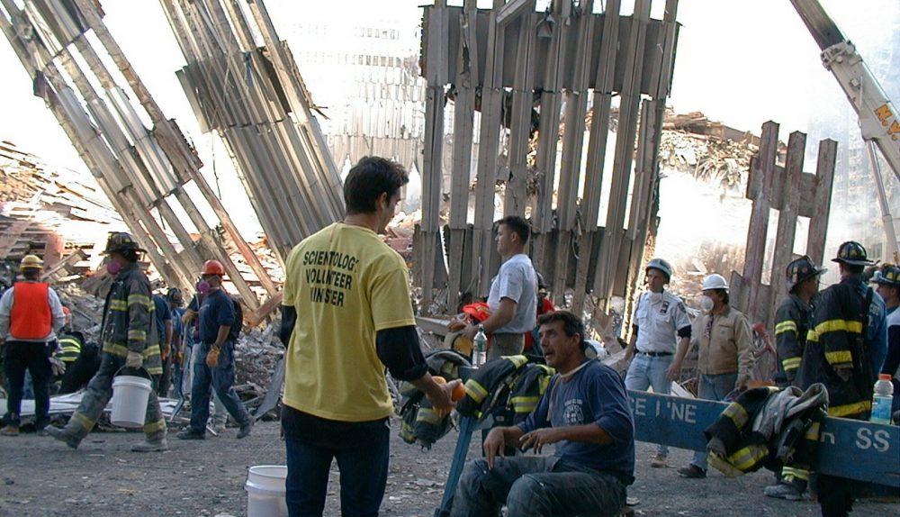 L'Église de Scientology internationale rend hommage à ceux qui ont aidé après les attaques terroristes du 11 septembre 2001