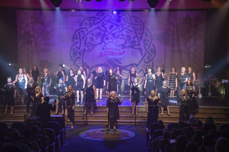Un concert pour récolter des fonds pour l'association nationale de lutte contre le cancer chez les enfants