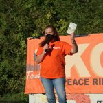 Les citoyens de Kansas City se rassemblent pour la paix