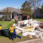 Les bénévoles scientologues aident les habitants de Louisiane après l'ouragan Ida