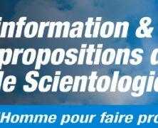 Propositions de l'église de Scientologie