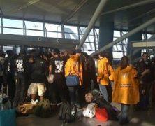 Départ de nouveaux volontaires Français pour Haïti