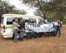 La police sud africaine et les scientologues